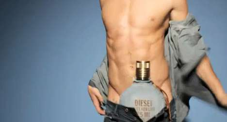 Wet T-Shirt Fragrance Campaigns