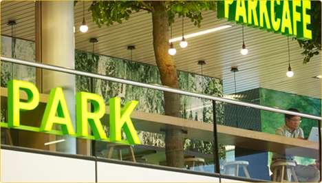 Indoor Airport Parks