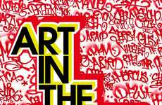 Street Art Adventures - Kenny Scharf Teams With Levi's Workshop for 'Art in the Streets' Short Film