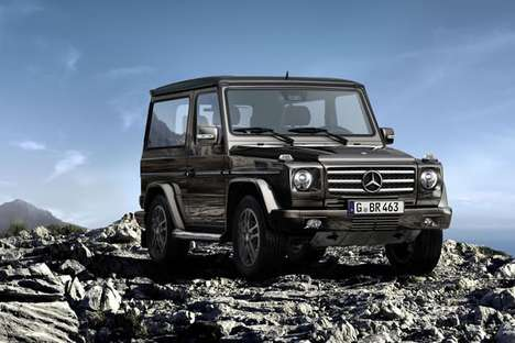 Luxury SUV Coupes