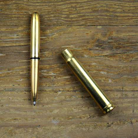 Writing Tool Weaponry
