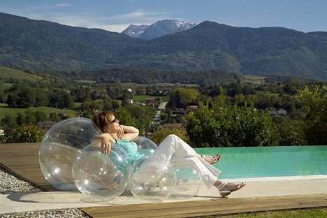 Bubbly Lounge Seats