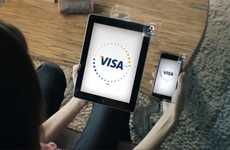 Credit Card Apps - The Visa Digital Wallet Revolutionizes Online Purchases