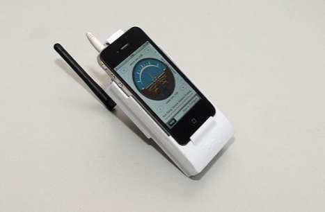 Plane-Piloting Phone Cases