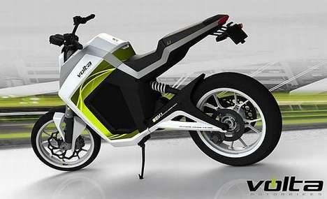 Mod Green Motorcycles