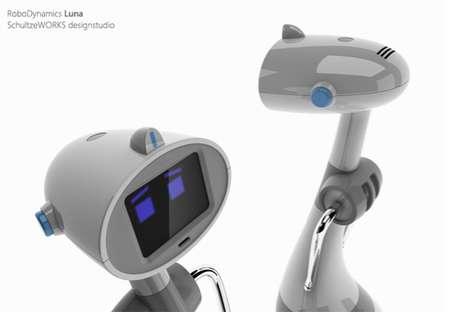 Bell-Shaped Butler Bots
