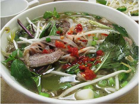 $5,000 Broth - AnQi Pho is the Most Expensive Bowl of Pho Soup in the World