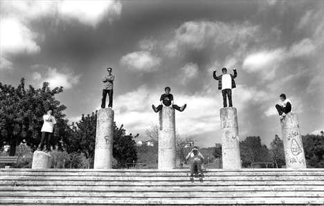 Landmark Skate Photography