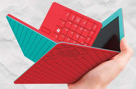 Folding Netbook Concepts