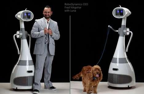 Robotic Dog Walkers