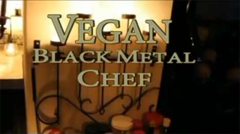 Hardcore Vegan Cooking Shows