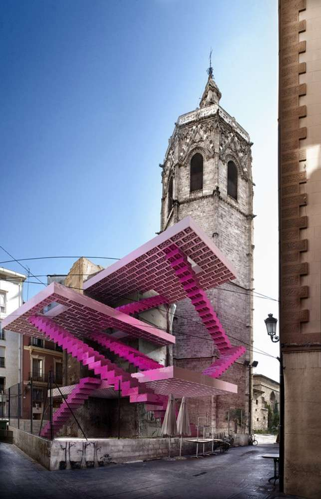 18 Lego Inspired Architecture