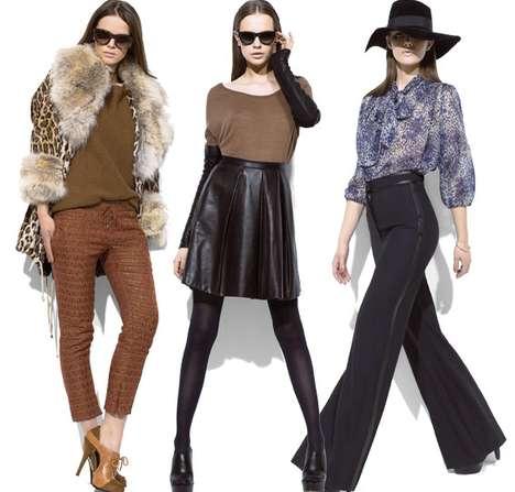 Edgy 70s Fashion
