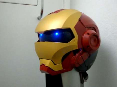 Geeky Biker Headgear