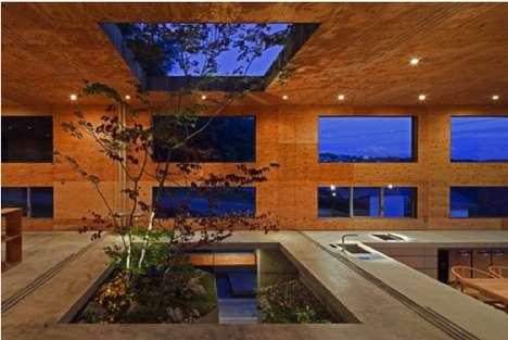 Hollow Treehouse Dwellings