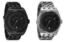 Gritty Classic Timepieces - Nixon The Monopoly Watch is Both Modern and Traditional