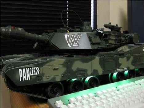 War-Ready Computer Cases