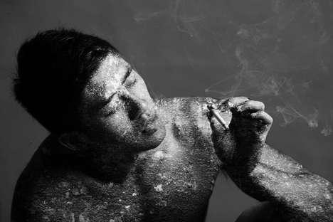 Artful Anti-Smoking Photography