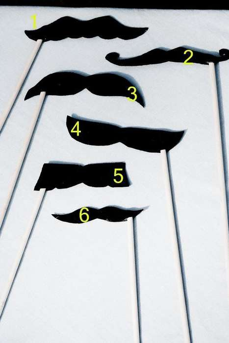 Minute-Made Mustaches