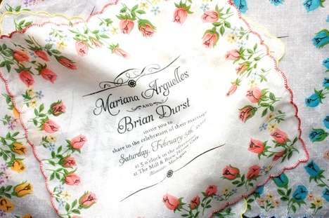 Pocket Square Invites