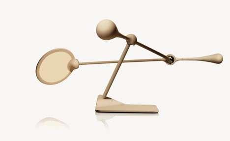 Contortionist Desk Lamps