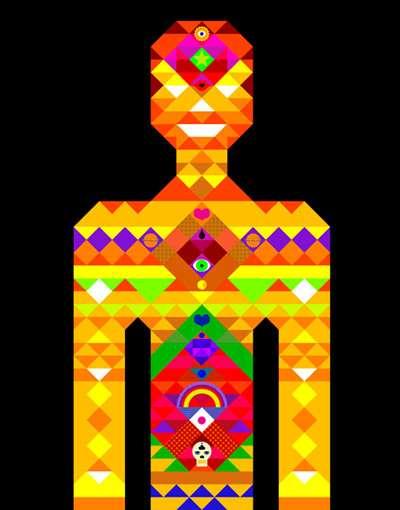 Imaginative Chromatic Illustrations