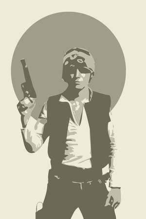 Harshness Artist Nicholas Hyde Reinvents Star Wars' Most Original Mobsters