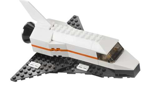 Lunar LEGO