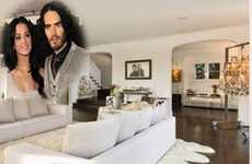 Teenage Dream Dwellings - The Katy Perry and Russell Brand Home is on Sale for Millions