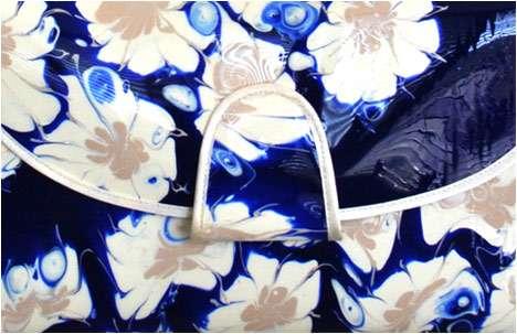 Uniquely Patterned Handbags