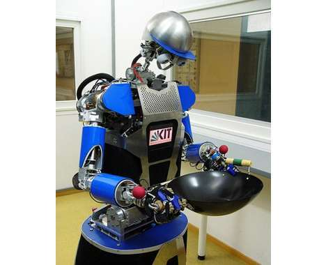 35 House-Handy Robots