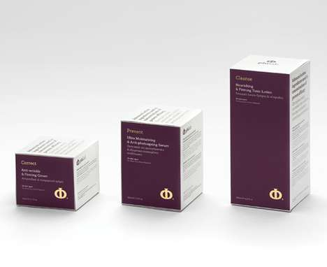 Symbolic Cosmetic Packaging