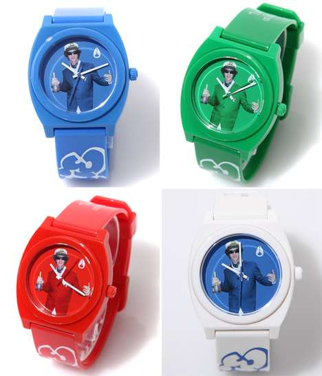 Funky Rapper Watches