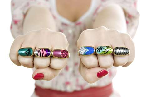 Islay Taylor Designs Unique Knuckle Dusters