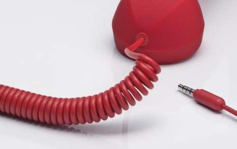 Smart Plug-In Phones