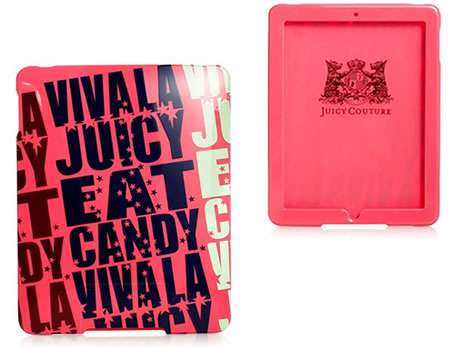 The Viva La Juicy iPad Case Protects Your Apple Gadget in Style