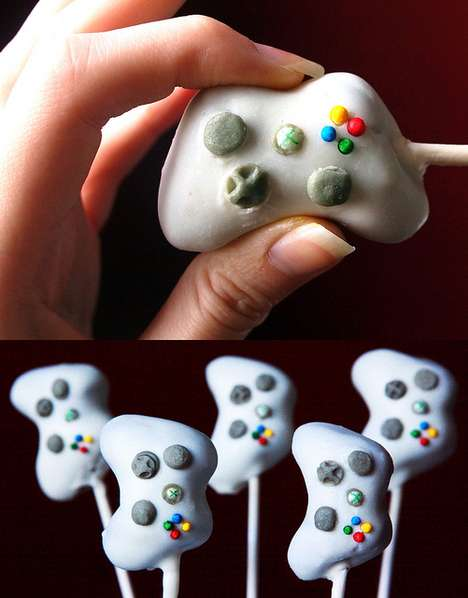 Baked Gamer Snacks