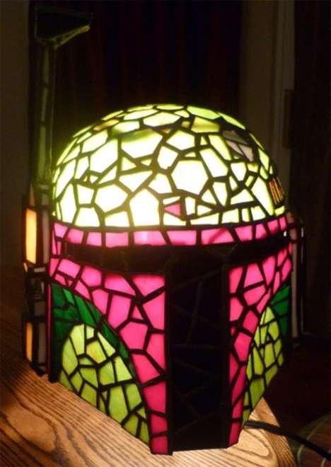 Funky Sci-Fi Lamps