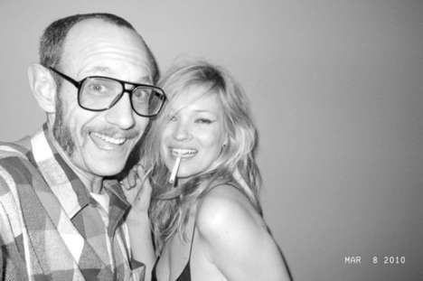 Supermodel Heists - The New Terry Richardson-Kate Moss Mango Ad Is Dangerous and Fun