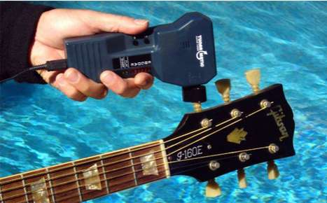 Automatic Guitar Tuners