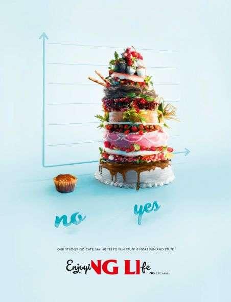 Delicious Dessert Ads