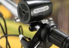 Mouthy Bike Alarms