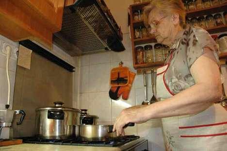 Grannie Cooking Alerts