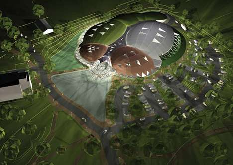 Green-Domed Gyms