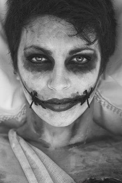 Darkly Dramatic Portraits