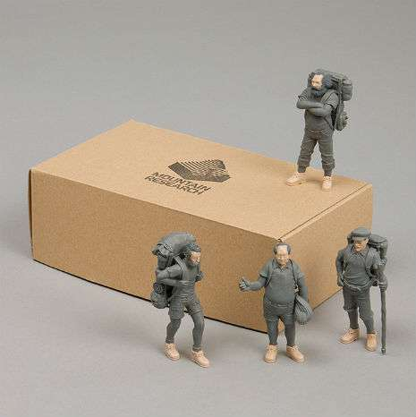 Political Character Toys