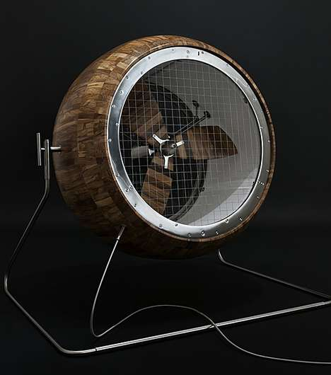 The Big Fan by Szostak Will Blow You Away