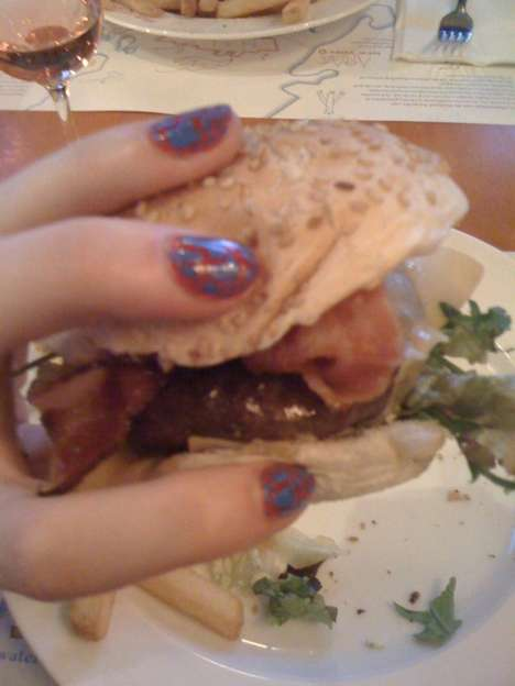 Meat-Lovin' Manicures