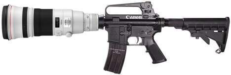 Photographic Weaponry
