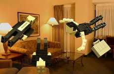 34 LEGO Spoofs